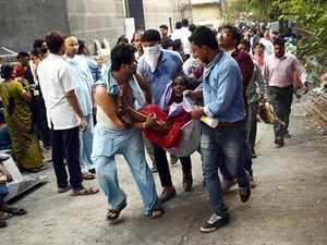 Mumbai hospital fire: Eight killed, Devendra Fadnavis orders probe