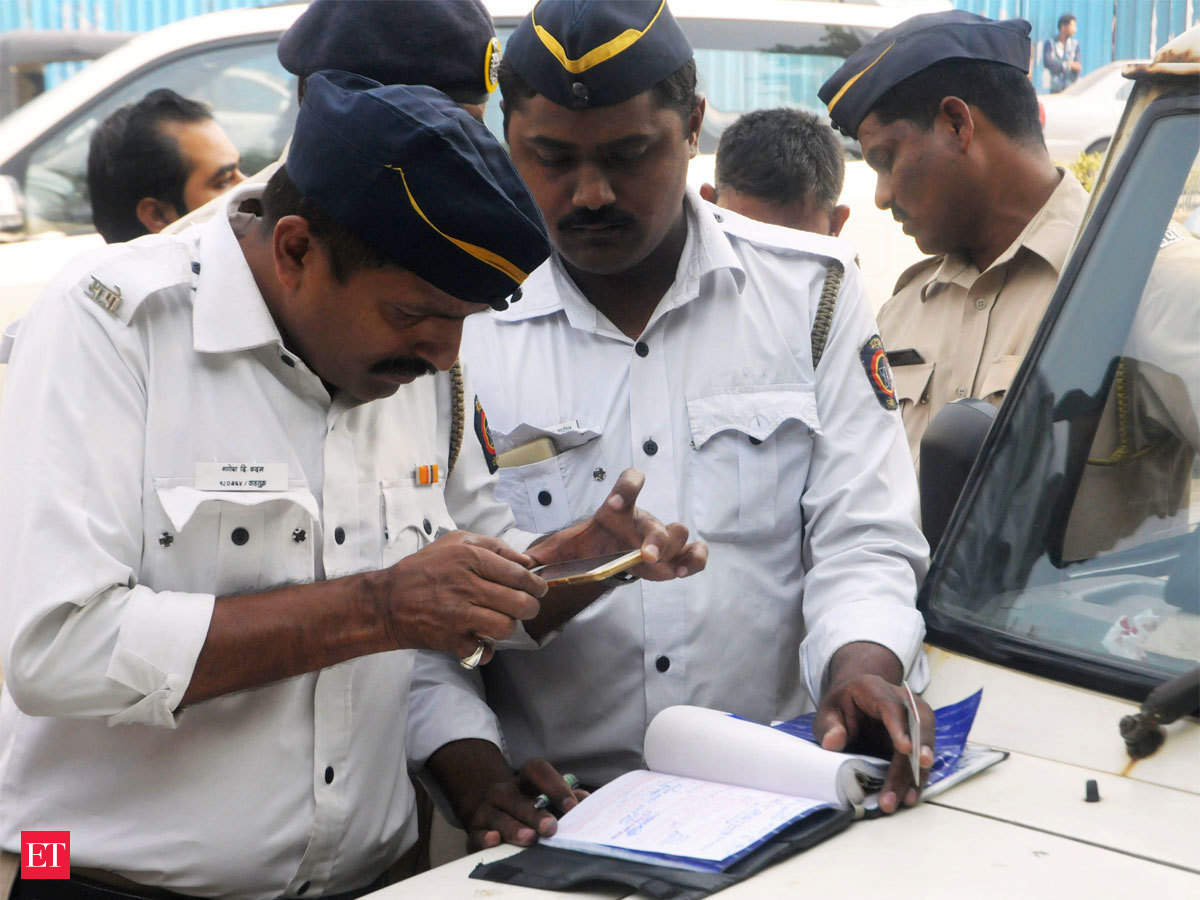 Driving licence: Accept vehicle documents, driving licence