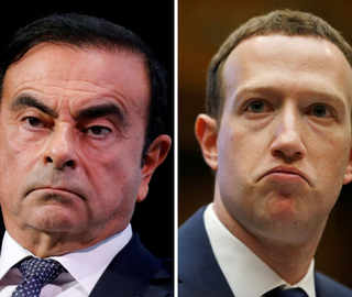Carlos Ghosn, Zuckerberg: A Look At 2018's Biggest Whistleblowers