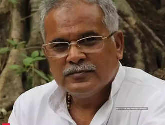 Needed SIT to probe Naxal attack on Congress leaders: Bhupesh Baghel