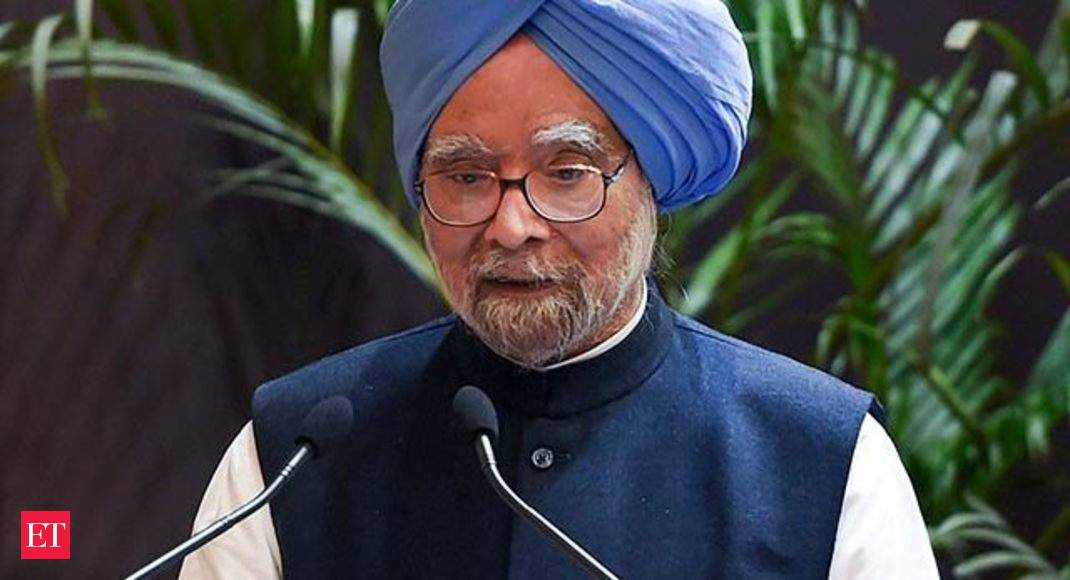 Not just PM, I was accidental Finance Minister too: Manmohan Singh