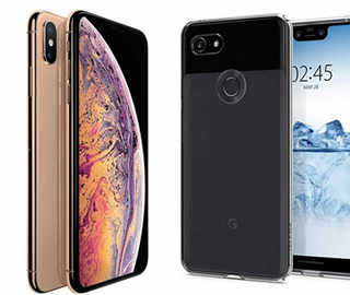 Apple iPhone XS Max, Google Pixel 3XL: Big Smartphones Ruled 2018