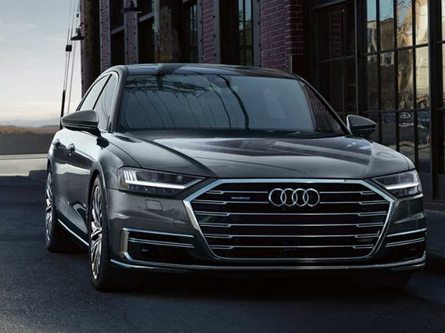 Smooth Solid And Persistent 2019 Audi A8 Powered With Smart