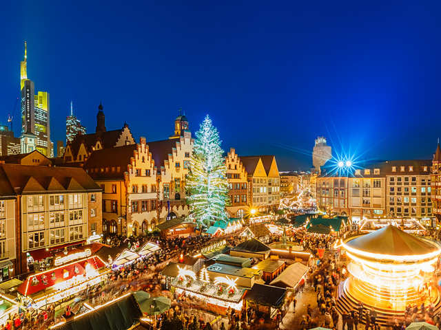 Traveller's Diary: 4 mesmerising Christmas markets to visit this year