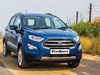 Ford Ecosport: Rs 11.36 lakh