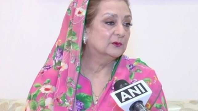 Dilip Kumar property row: Saira Banu hopes for some relief after seeking help from PM Modi
