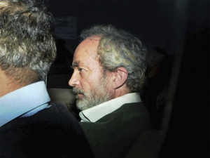 Christian Michel sent to 10-day judicial custody in VVIP chopper case