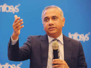 Numbers-focused Salil Parekh gets Infosys on growth track