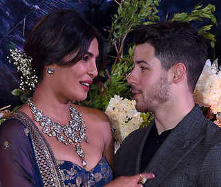 Priyanka-Nick Mumbai reception: New bride stuns in contemporary Sabyasachi outfit
