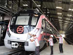 Delhi Metro's much-awaited Phase IV gets AAP govt's nod