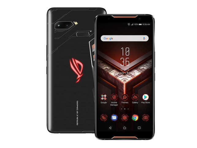 asus rog phone: Asus ROG Phone review: Ideal for gamers due
