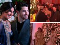 Priyanka-Nick Host An Intimate Mumbai Reception, Mum Madhu Shakes A Leg