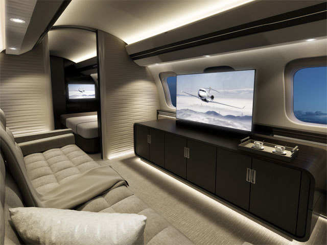 Global 7500 Vs Gulfstream S G650