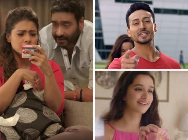 Asci pulls up ads endorsed by Devvgan, Kajol, Shraddha, others