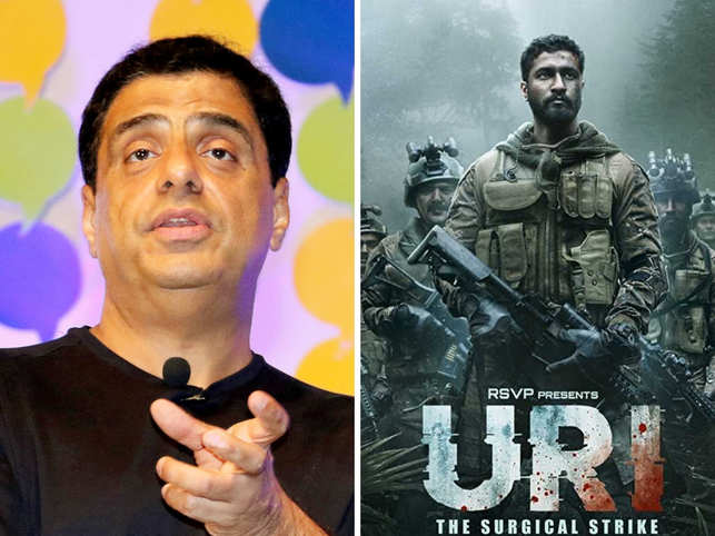 Delhi court summons Ronnie Screwvala for copyright violation in 'Uri: The Surgical Strike'