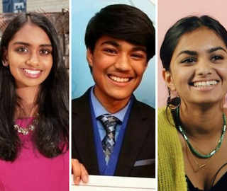 Three Indian-origin students make it to TIME magazine's 25 most influential teens of 2018