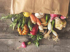 Global demand for Indian Organic food products on constant