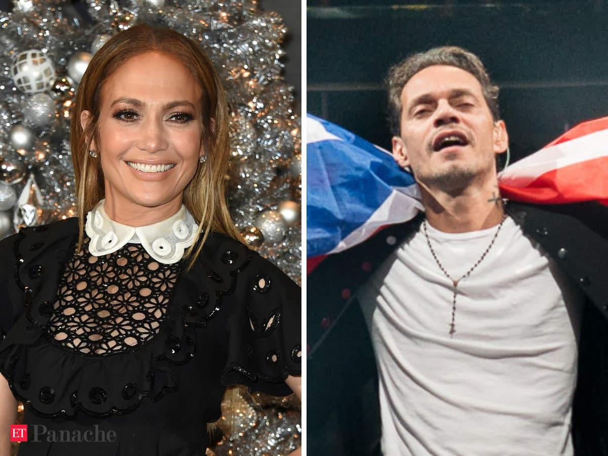 Jennifer Lopez Jennifer Lopez Credits Ex Husband Marc Anthony For Making Her More Confident The Economic Times