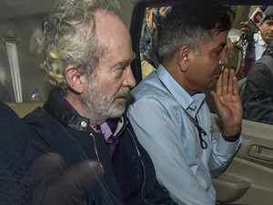 VVIP Chopper scam: Christian Michel seeks separate cell in Tihar jail
