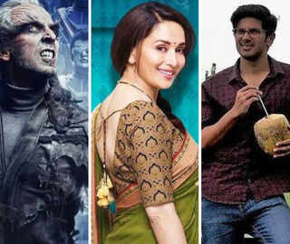 Akshay Kumar, Madhuri Dixit, Dulquer Salman: Stars Who Made Their Crossover Debuts in 2018