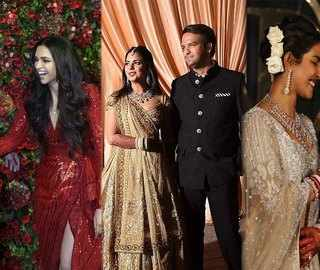 2018's most-lavish Indian celeb weddings