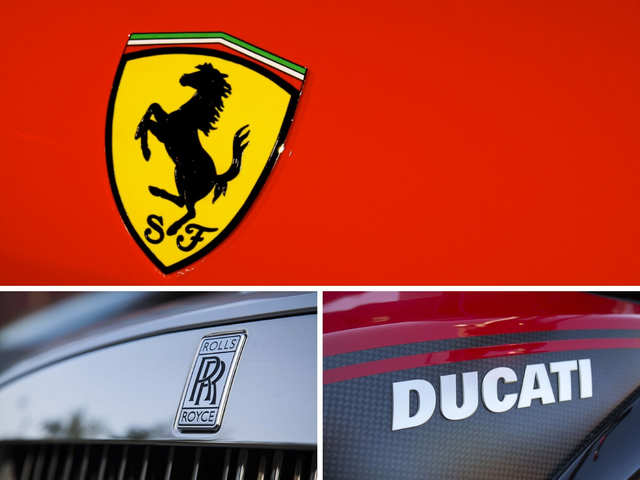 Ferrari Rolls Royce Ducati Top 10 Premium Cars And Bikes Launched