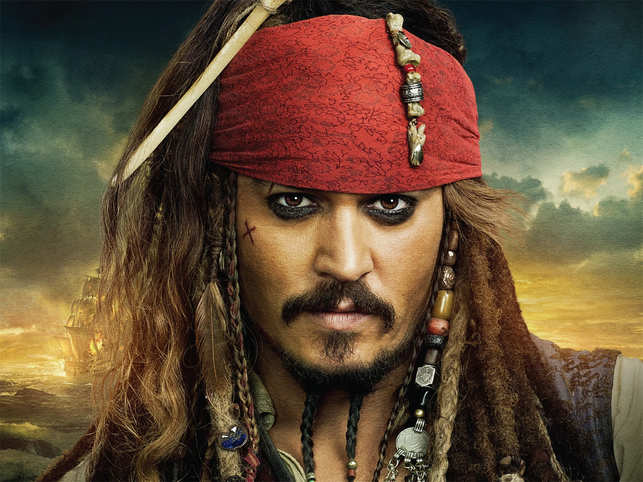 It's official! Johnny Depp axed from 'Pirates Of The Caribbean'