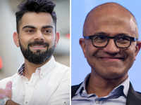 Here's how you can replicate Virat Kohli, Satya Nadella's reading list