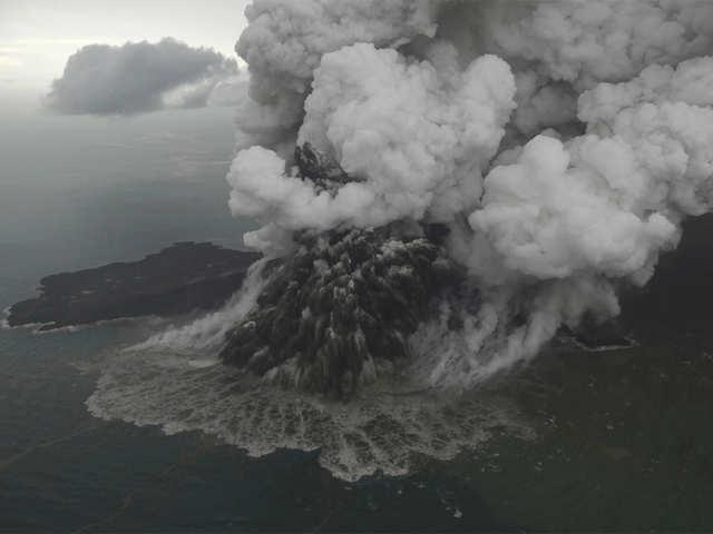 Christmas Tsunami.Search Still On Along Debris Strewn Beaches Somber
