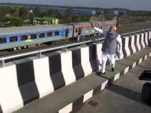 Bogibeel Bridge: PM Modi opens India's longest railroad bridge