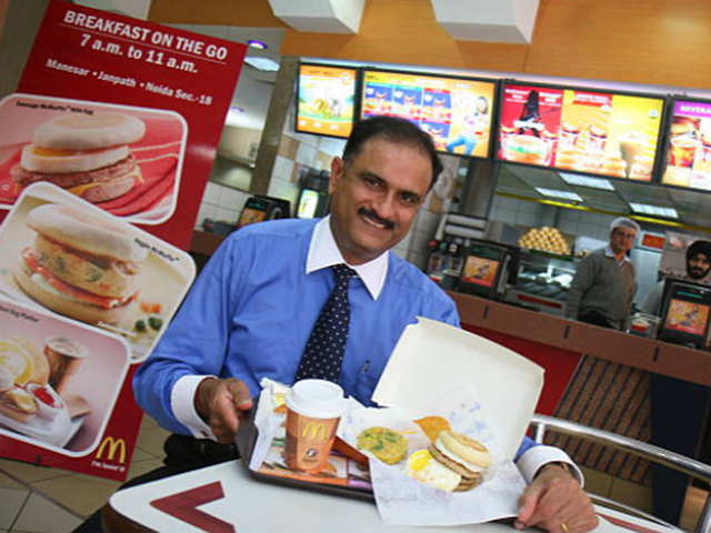 The Bakshi v/s McDonald's battle