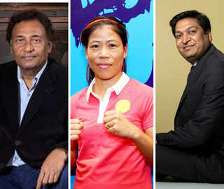 What Niraj Bajaj, Mary Kom, Sharad Agarwal plan to do with family this New Year