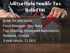 Aditya Birla Sunlife Tax Relief 96