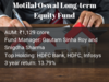 Motilal Oswal Long term Equity Fund