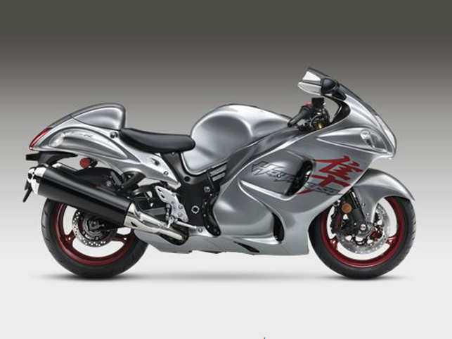 Hayabusa 2019 Suzuki Motorcycle Launches Hayabusa 2019 Edition For