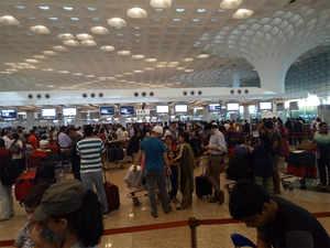 Mumbai airport bcccl