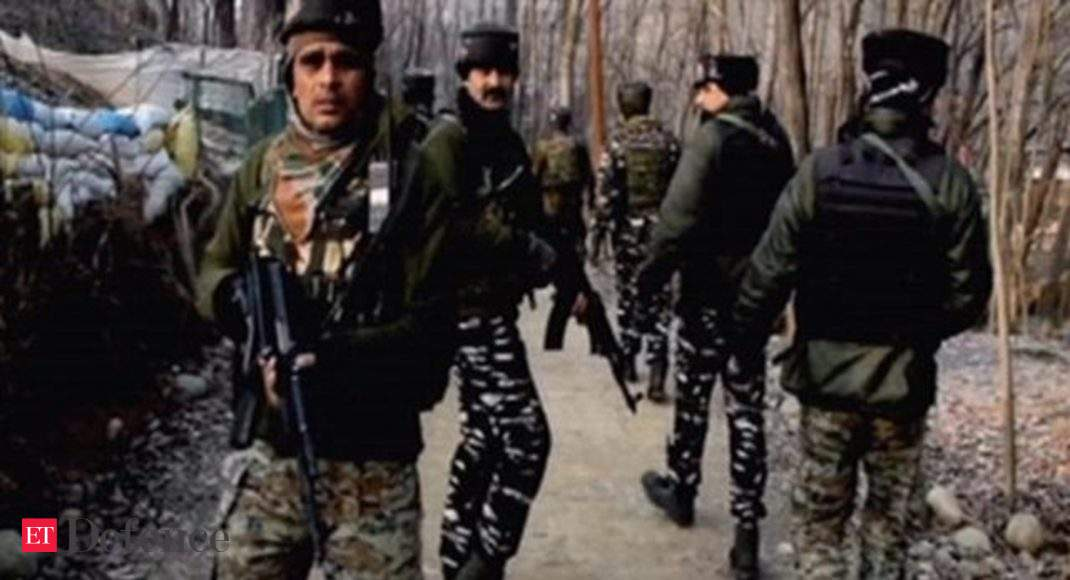 Jammu & Kashmir: One terrorist gunned down in Pulwama encounter