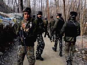 Jammu & Kashmir: One terrorist gunned down in Pulwama encounter