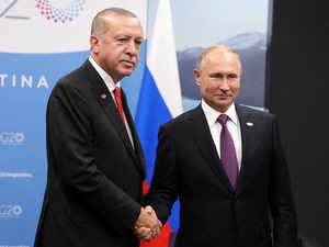 Russia says will host Putin-Erdogan-Rouhani summit early 2019