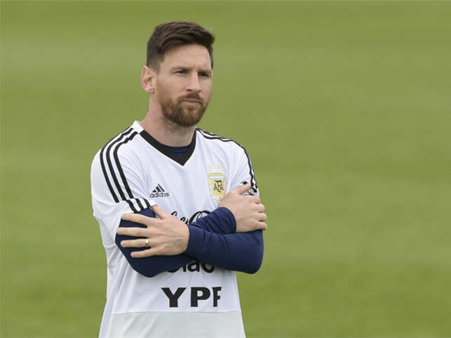 Messi Responds To Ronaldo's Challenge To Join Him In Italy
