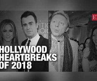 Celeb Breakups Of 2018: De Niro, Jennifer Aniston, John Cena