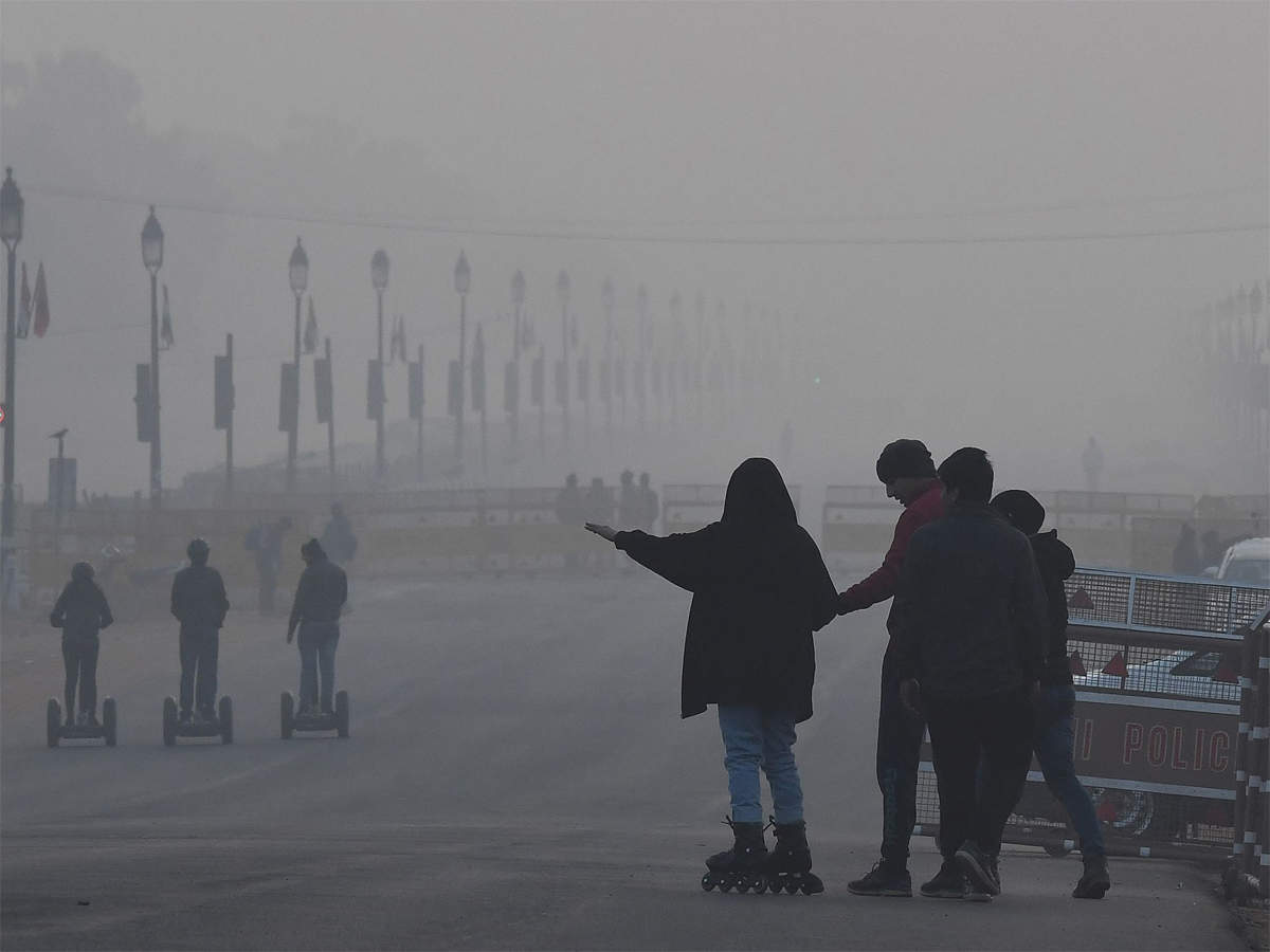 Image result for Mercury dips to 6.8 degrees in Delhi