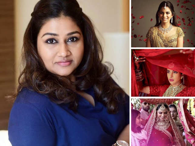 bac6233eb07 How Dolly Jain went from a housewife to celebrity saree draper for Ambanis