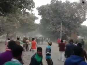 Police constable killed by stone-throwing mob in UP's Ghazipur
