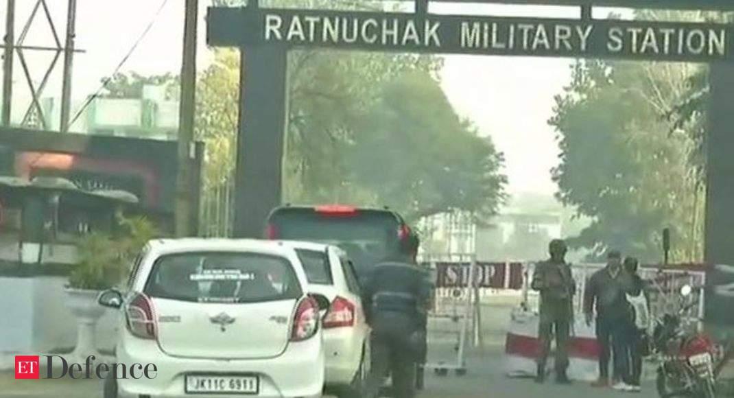 J-K: Possible terror attack at Ratnuchak military station foiled