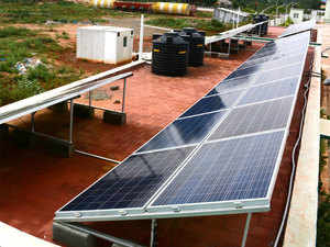 Solar industry demands uniform GST rate of 5 per cent