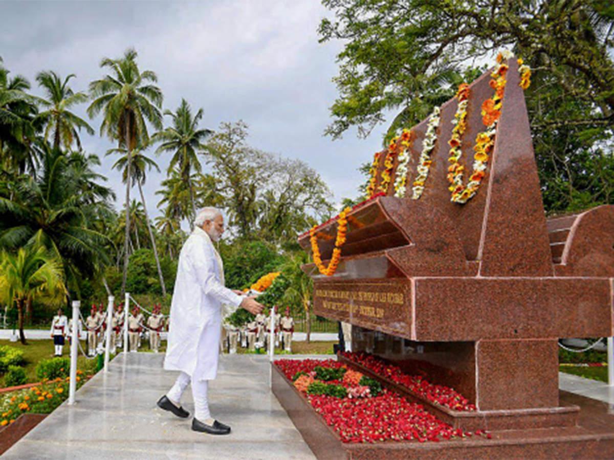 Narendra Modi: PM Modi renames 3 Andaman & Nicobar islands as
