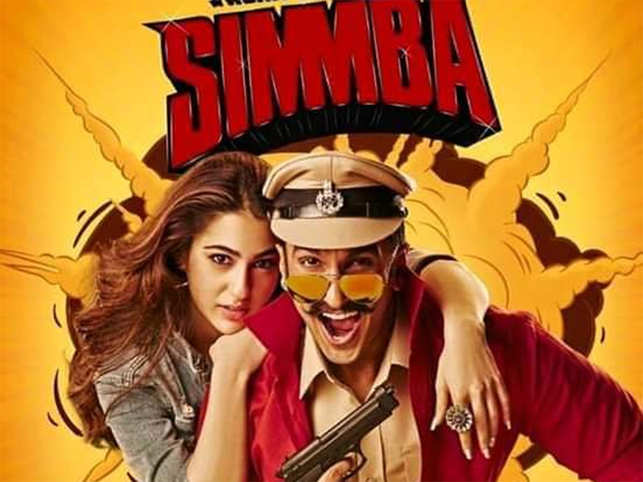 Simmba' review: Ranveer Singh makes it worth the watch - The ...
