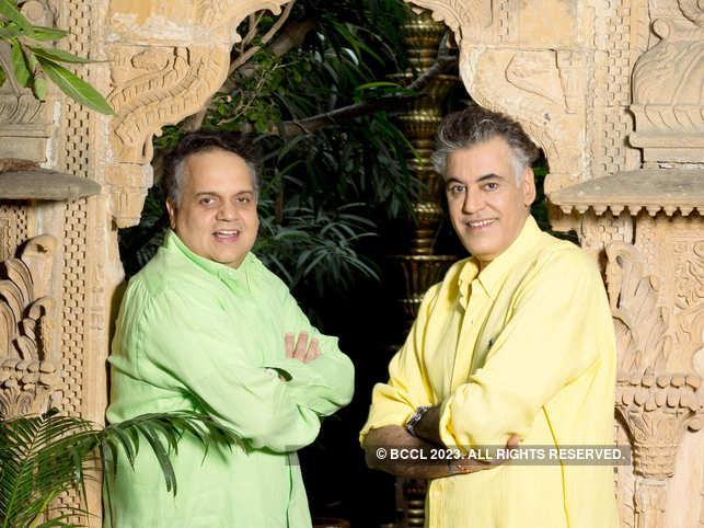 Sandeep Khosla & Abu Jani