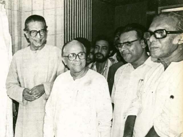 Satyajit Ray Mrinal Sen